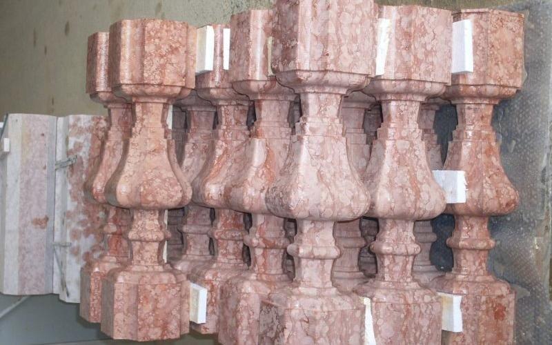 colonne rosso di sicilia enna
