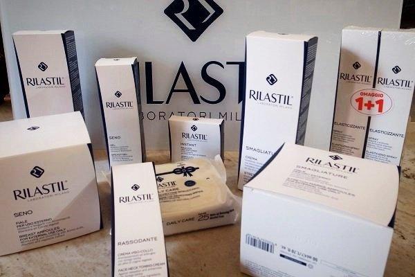 cosmetici a marchio RILASTIL