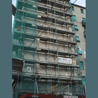 noleggio ponteggi edil medl La Spezia