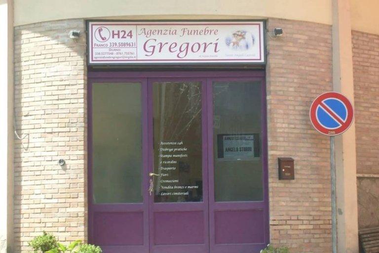 Agenzia Funebre Gregori, Vallerano, Viterbo