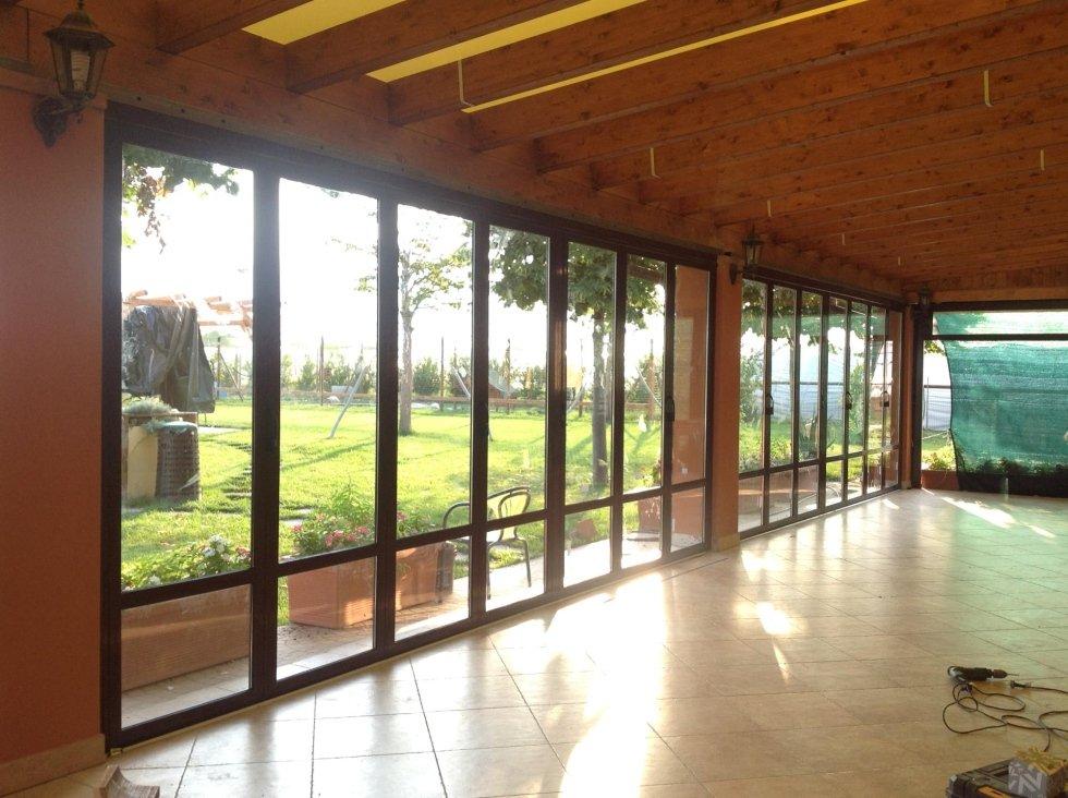 vetrate verande