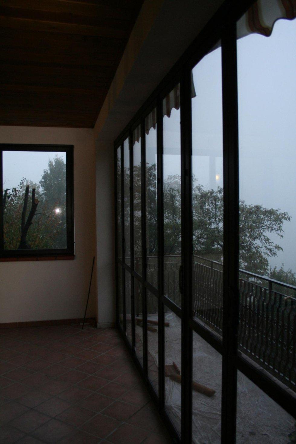 finestra veranda