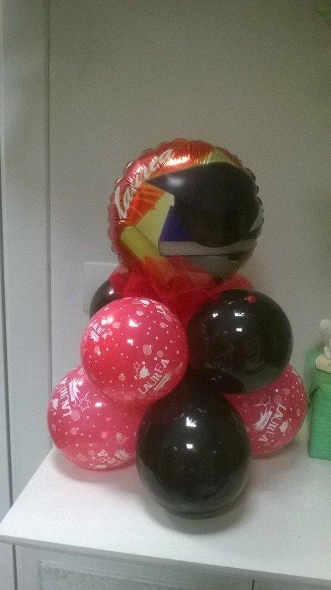 balloon per laurea