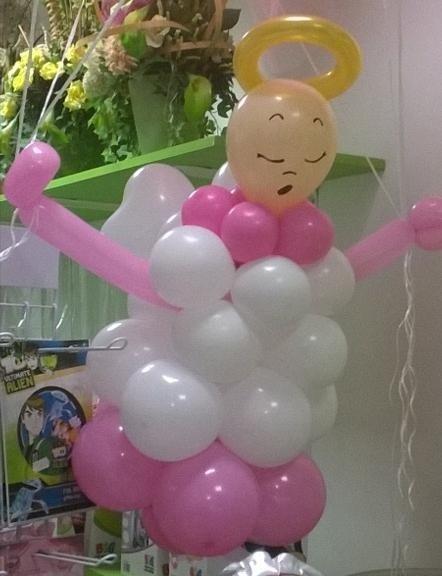 palloncini prima comunione