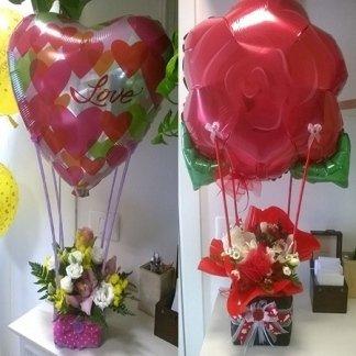 palloncini per innamorati