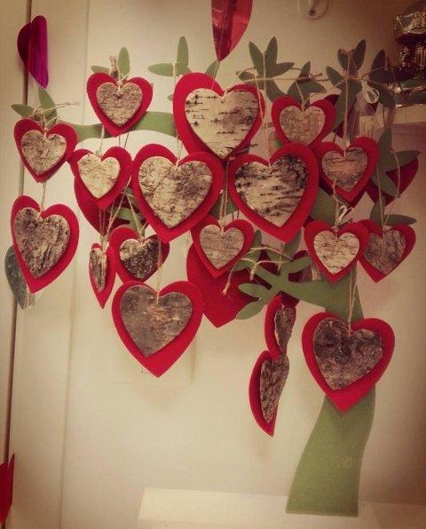 albero san valentino