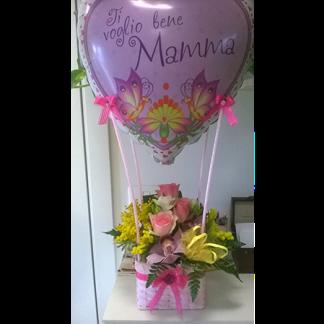 festa della mamma, fiori freschi