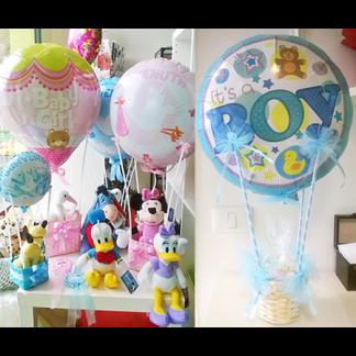 palloncini per nascite, balloon art