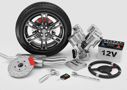 Brake pads, discs and shoe