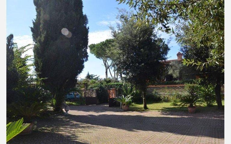 Casa di riposo Roma villa san giusto