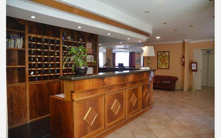 reception casa di riposo roma