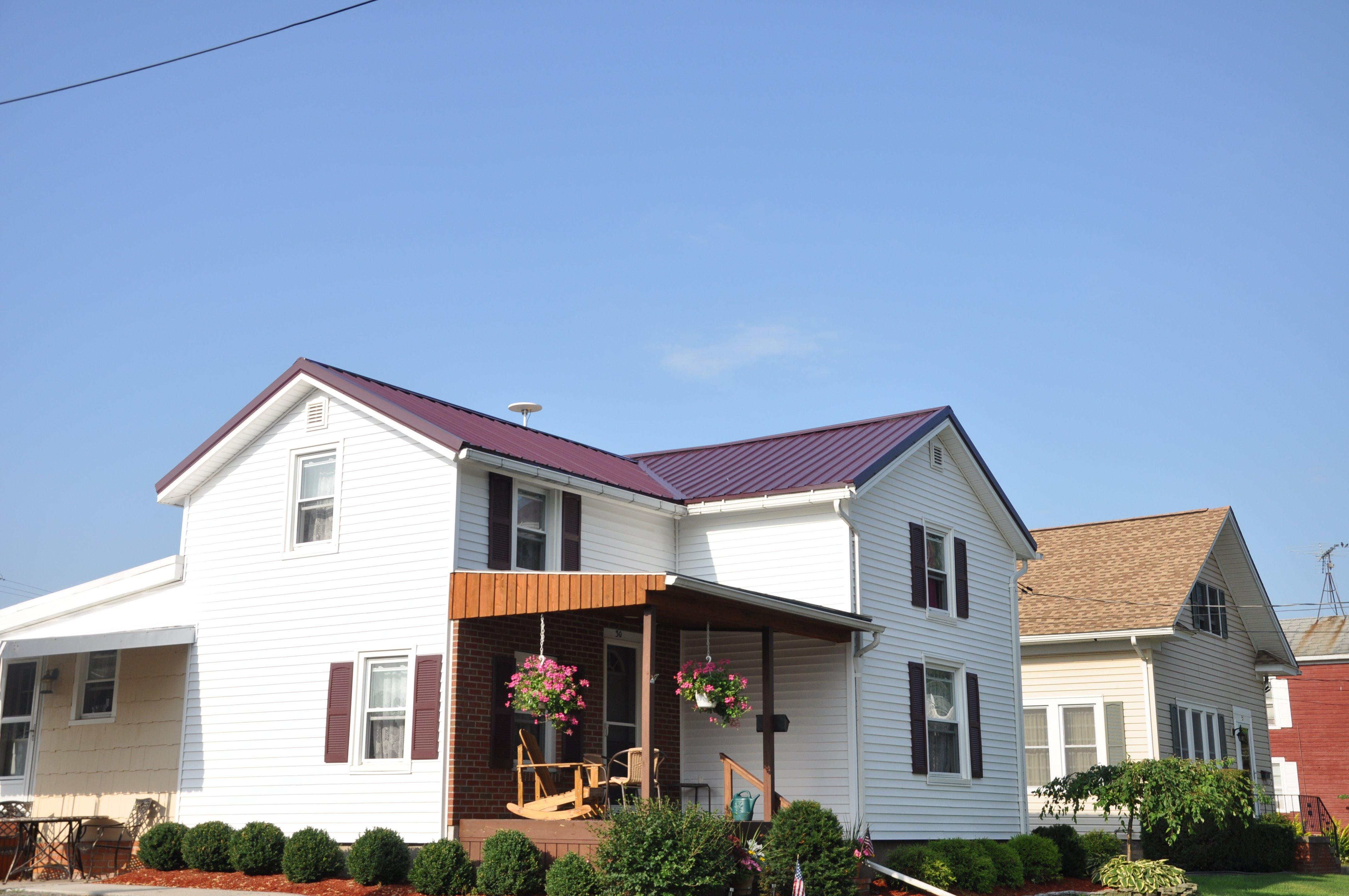 Residential Roof Service, Lockport & Buffalo NY