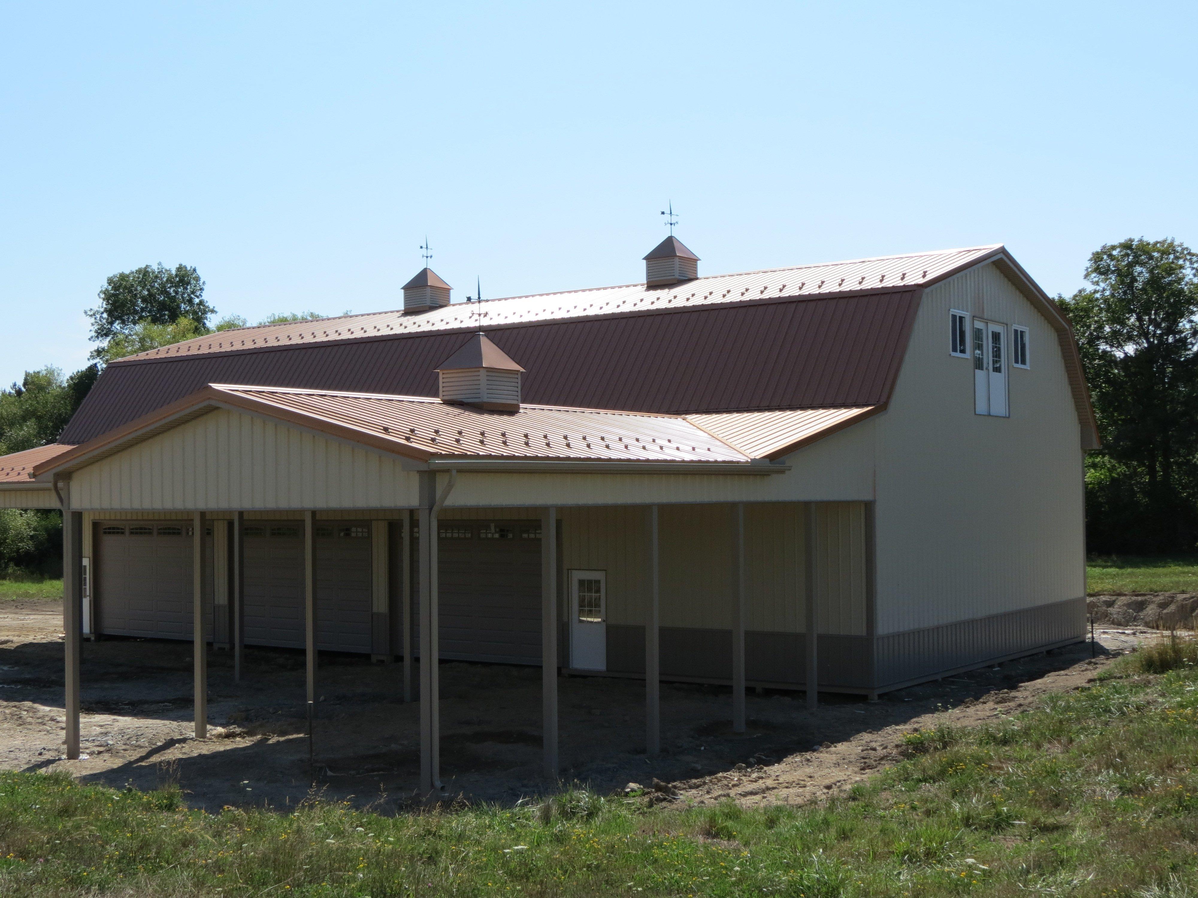 Pole Barns Lockport NY