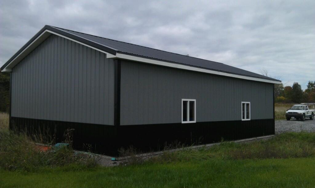 Pole Barns Buffalo NY