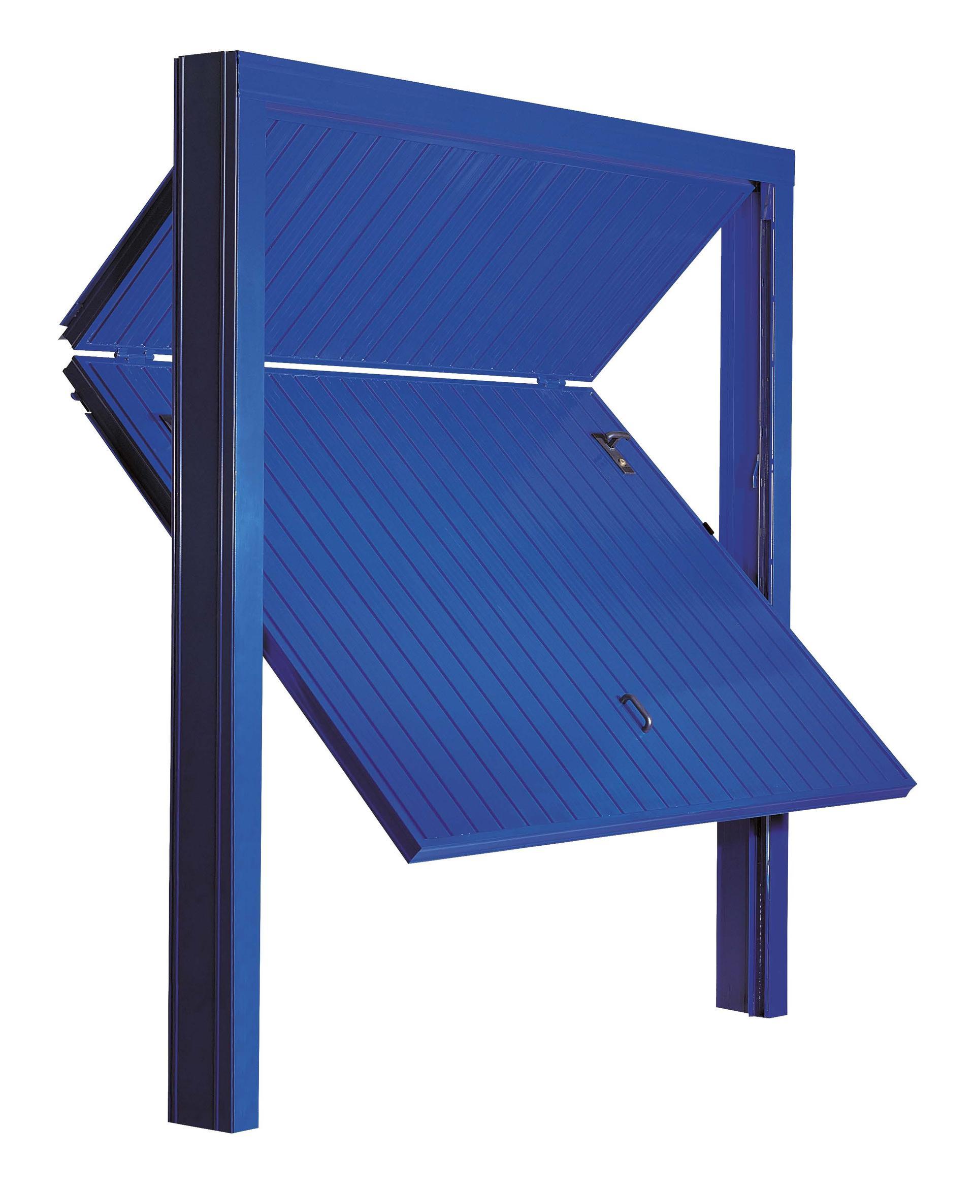 Porte basculanti su misura piancogno bs sandrini serrande for Sandrini serrande