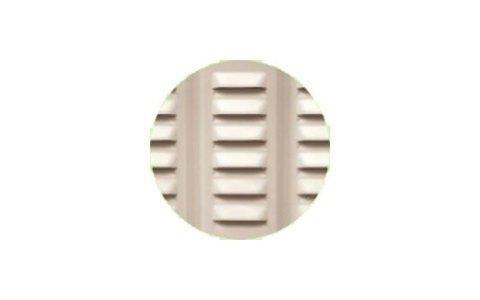 un modello di porta basculante zincate