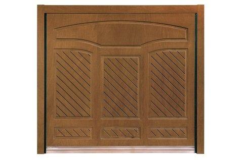 Porta basculante D'Autore - Modello Savona-vista frontale