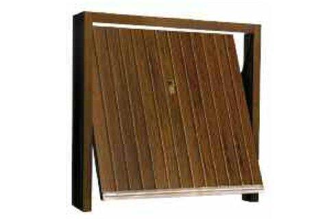 Porta basculante D'Autore - Modello Brunico