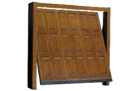 Porta basculante D'Autore - Modello Lucerna