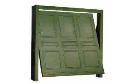 Porta basculante D'Autore - Modello Sirmione