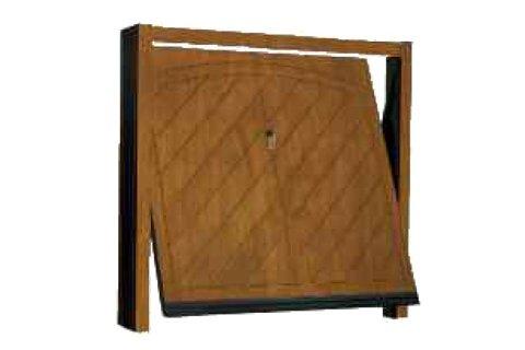 Porta basculante D'Autore - Modello Berna