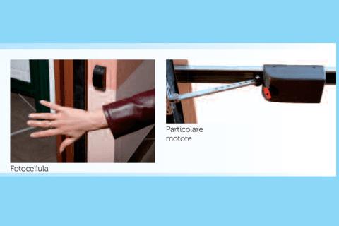 sicurezza innanzitutto-fotocellula-particolare motore
