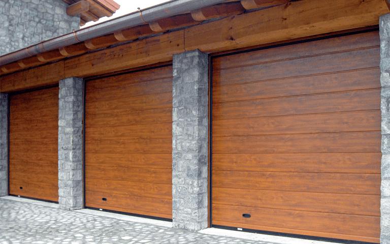 Porte sezionali piancogno bs sandrini serrande for Sandrini serrande