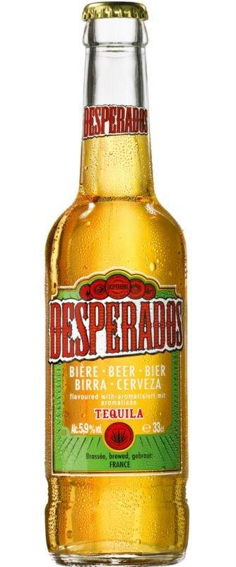 bottiglia di birra spagnola