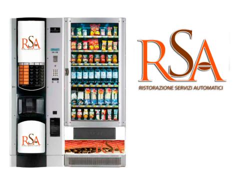 Distributori caffè e bevande RSA