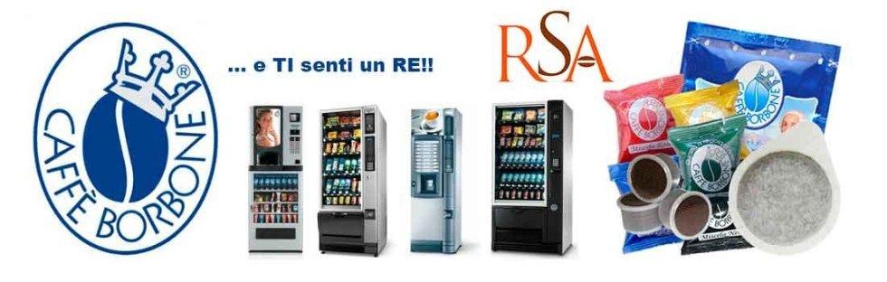 Caffee Borbone RSA Distributori