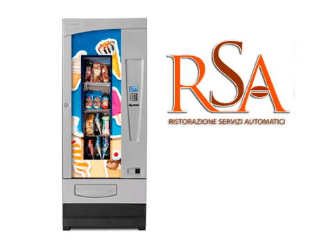 Distributori gelati RSA