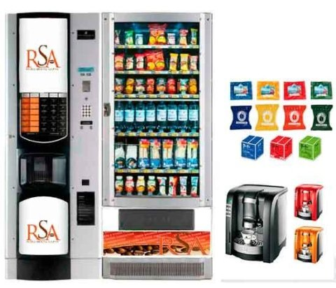 RSA distributore mix
