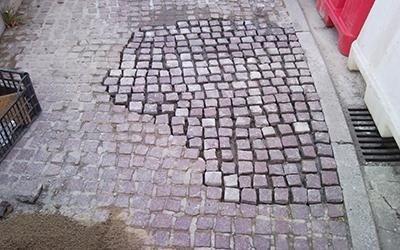 ristrutturazione post scavo