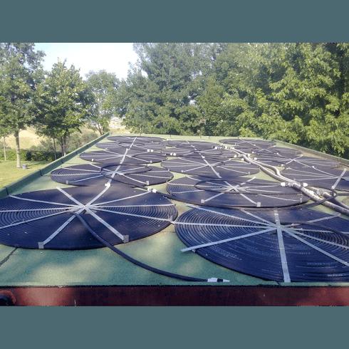 Riscaldamento Girelle Solari