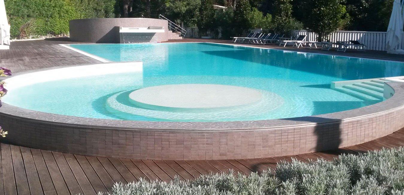 Costruzione piscine - Rimini - Riminipiscine