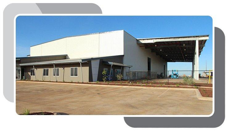 Gap Ridge Warehouse