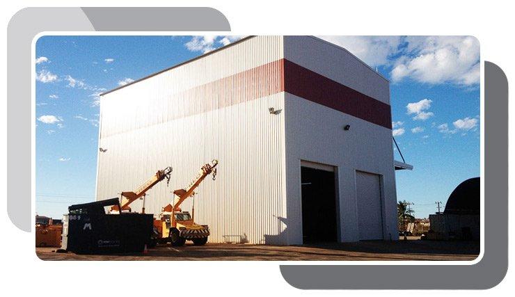 Wedgefield Warehouse