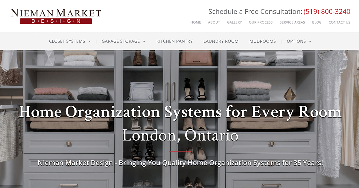 Garage Organization London Ontario Custom Garage Solutions Flooring Cabinets Storage Nieman Market Design