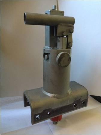 Martinetto idraulico per sollevamento