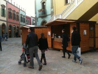 noleggio casette di legno