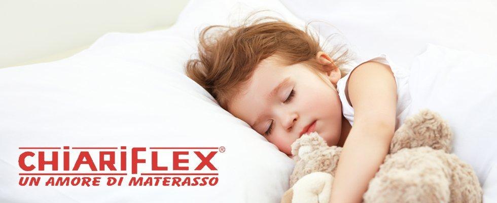 Chiariflex materassi per bambini Lumarzo genova