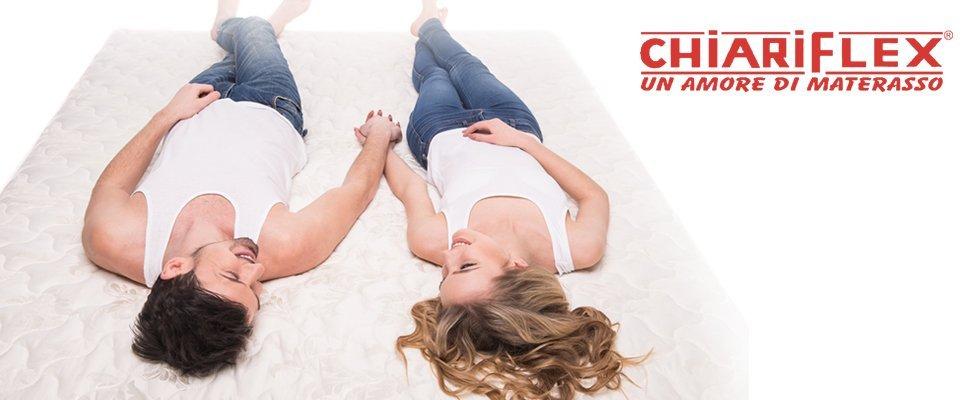 materassi Chiariflex matrimoniali vendita Lumarzo Genova