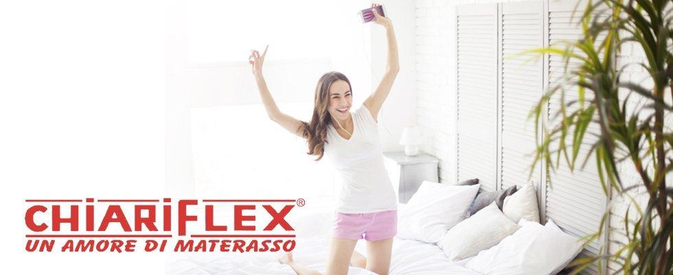 materassi letto chiariflex Genova