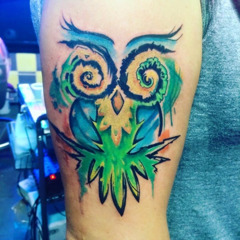 Tatuaggi Francesca Kekka Mauriello