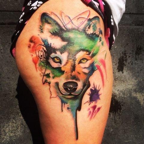 Tattoo artistico