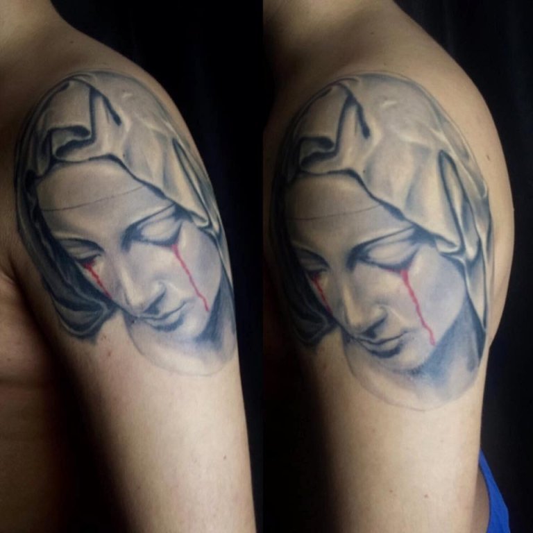 Tatuatore Dr. Garik