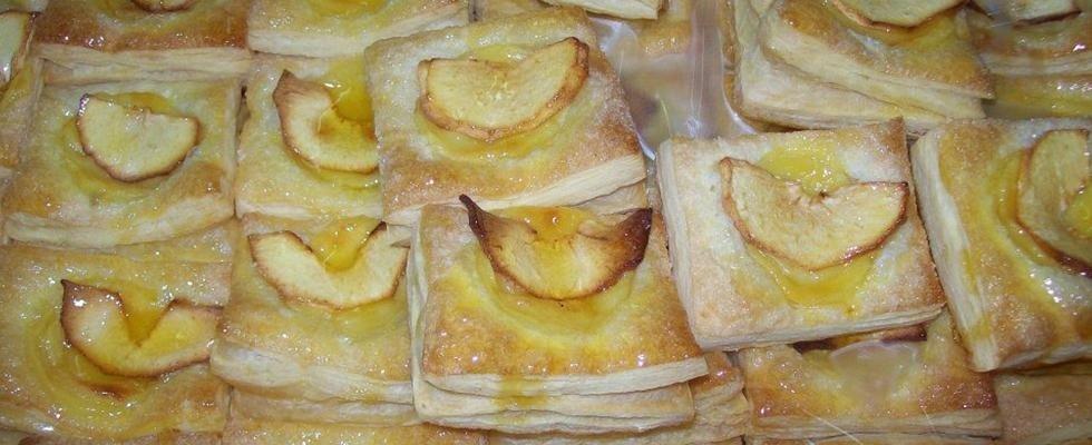 Sfogline di mele