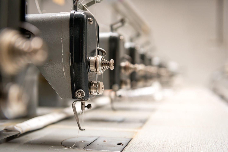 serie di macchine da cucire