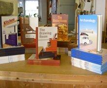 Book bindery - Corwen, Denbighshire - Teasdale Bookbinders - Books