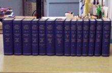 Bookbinding - Corwen, Denbighshire - Teasdale Bookbinders - Books repair